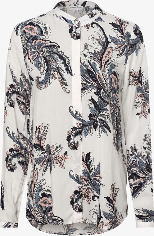Bluzka Marie Lund z długim rękawem