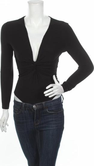 Bluzka Miss Selfridge w stylu casual z długim rękawem