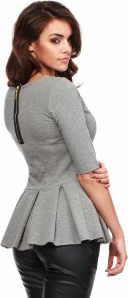 Bluzka MOE z krótkim rękawem