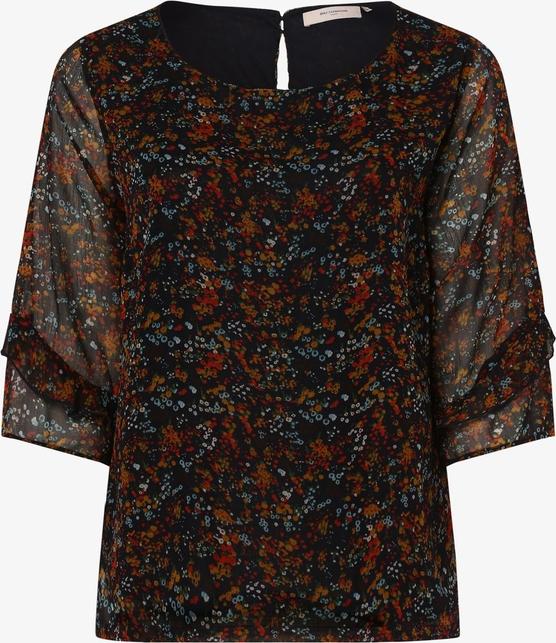 Bluzka ONLY Carmakoma z długim rękawem z okrągłym dekoltem