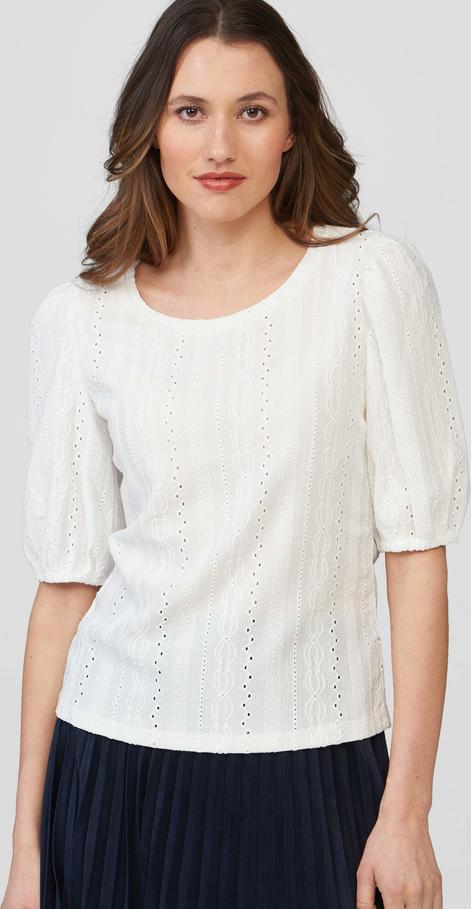 Bluzka ORSAY z tkaniny w stylu casual