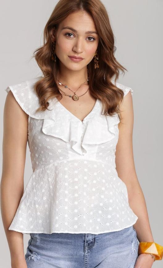 Bluzka Renee bez rękawów