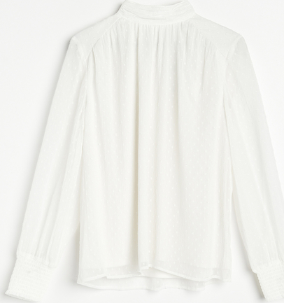 Bluzka Reserved z tkaniny