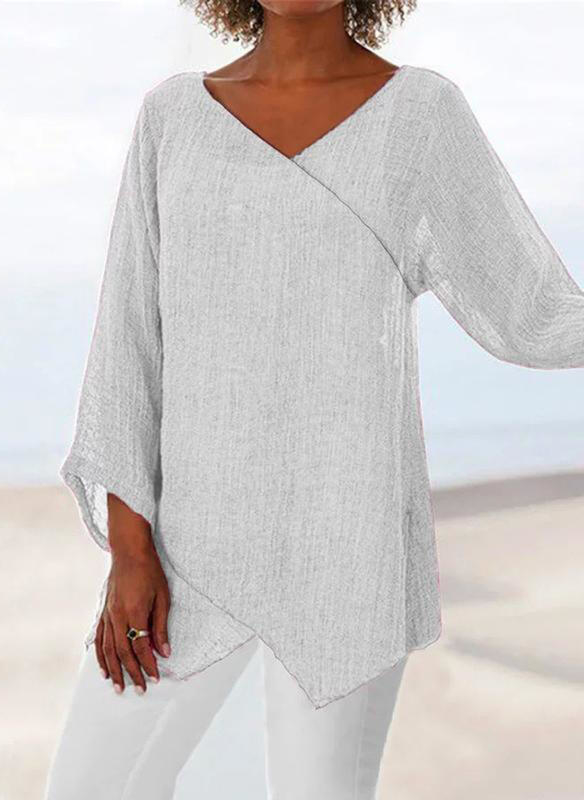 Bluzka Sandbella z bawełny