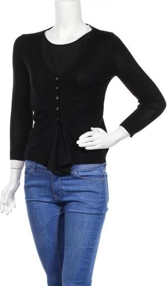 Bluzka Stefanel z okrągłym dekoltem
