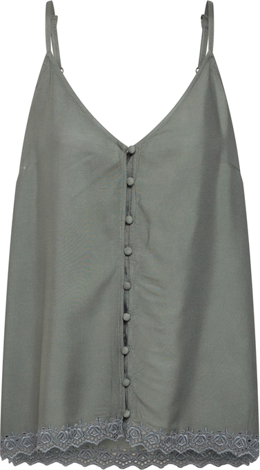 Bluzka Vero Moda z dekoltem w kształcie litery v