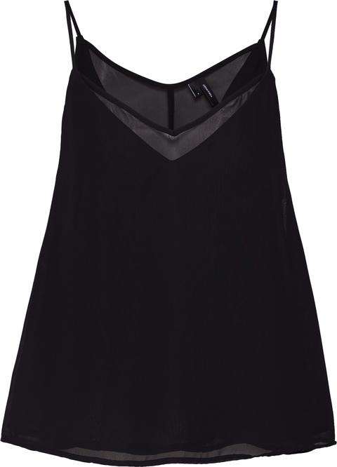 Bluzka Vero Moda z szyfonu