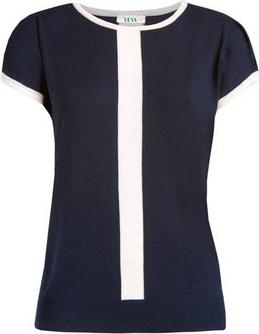 Bluzka Veva z krótkim rękawem