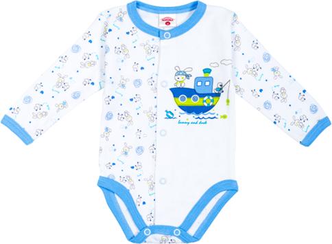 Body niemowlęce Makoma z bawełny