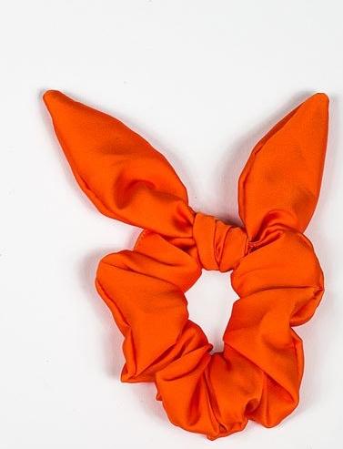 Bohomoss Gumka do włosów ciemny pomarańcz