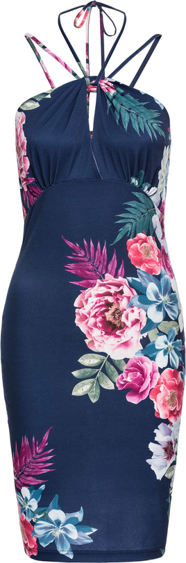 Bonprix bodyflirt boutique sukienka w kwiaty
