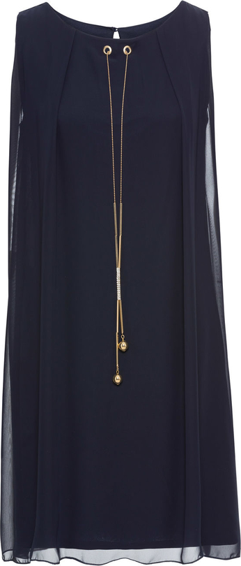 Bonprix bodyflirt boutique sukienka z łańcuszkiem