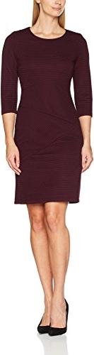 Bordowa sukienka gerry weber