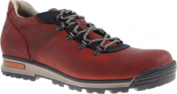 c1199d594f352 Bordowe buty trekkingowe lesta