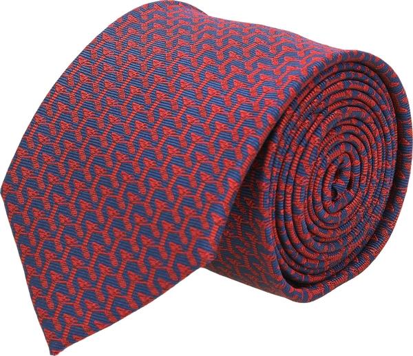 Bordowy krawat recman