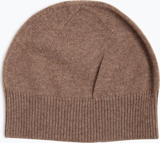 Brązowa czapka Apriori w młodzieżowym stylu