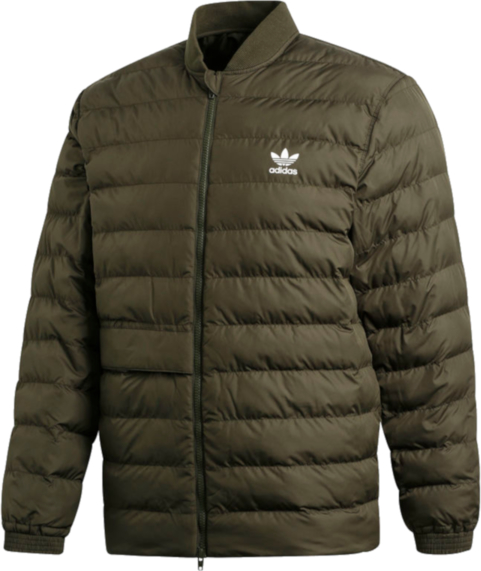 Brązowa kurtka Adidas