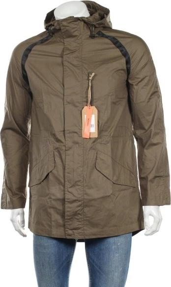 Brązowa kurtka CELIO w stylu casual
