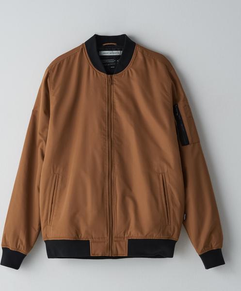 Brązowa kurtka Cropp w stylu casual