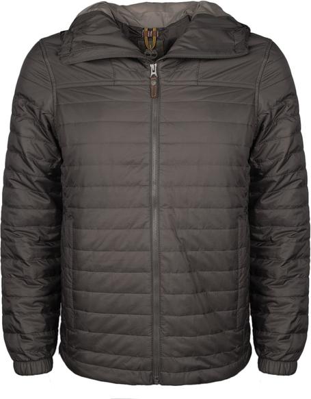 """Brązowa kurtka Timberland Kurtka """"skye Peak"""" w stylu casual z tkaniny"""