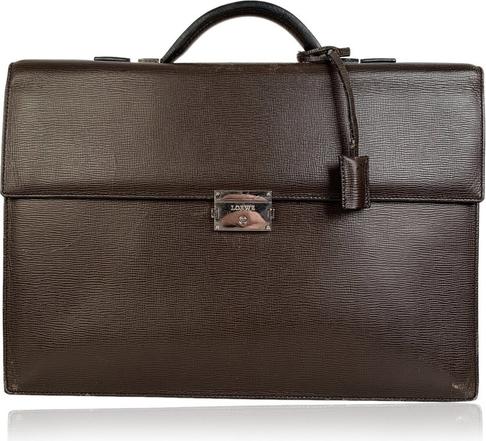 Brązowa torba Loewe