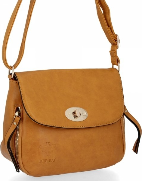 Brązowa torebka Bee Bag na ramię