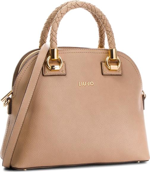 8ba43b2654f6b Brązowa torebka Liu-Jo w stylu casual