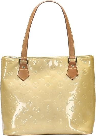 Brązowa torebka Louis Vuitton duża