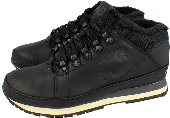 Brązowe buty sportowe New Balance sznurowane