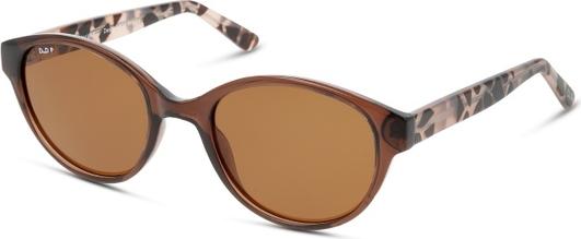 Brązowe okulary damskie D-by-d