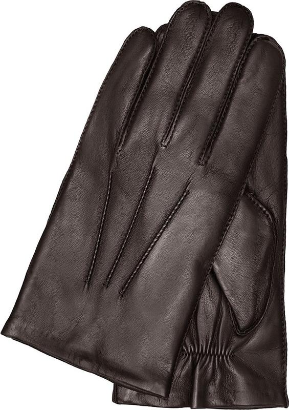 Brązowe rękawiczki Gretchen