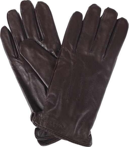 Brązowe rękawiczki LANCERTO
