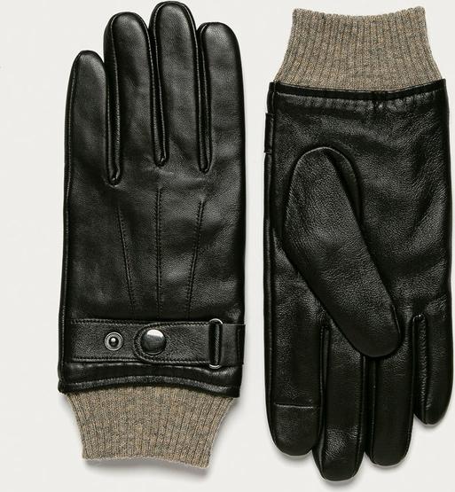 Brązowe rękawiczki Medicine