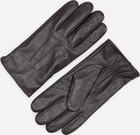 Brązowe rękawiczki Reserved