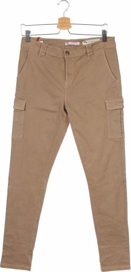 Brązowe spodnie Lumberjack