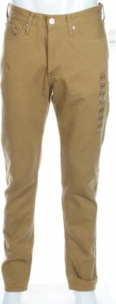 Brązowe spodnie Pacsun