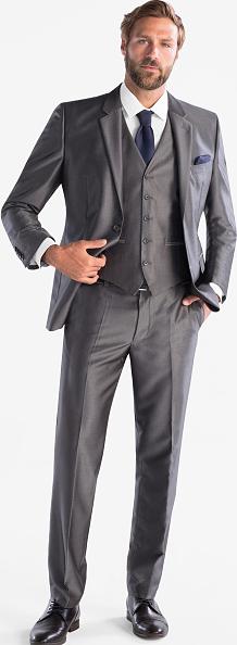 Brązowy garnitur CANDA