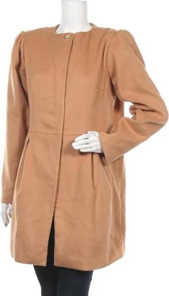 Brązowy płaszcz Creens w stylu casual