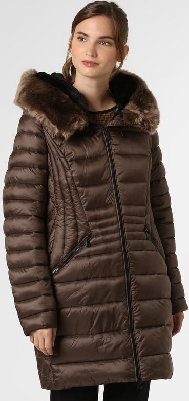 Brązowy płaszcz Creenstone