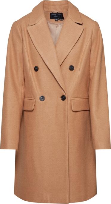 Brązowy płaszcz Dorothy Perkins