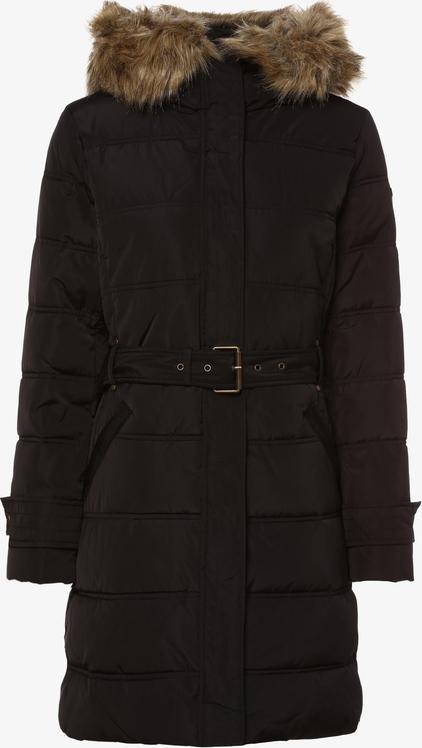 Brązowy płaszcz Esprit