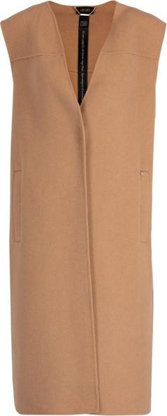 Brązowy płaszcz Liu-Jo
