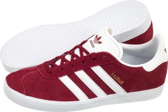 Buty adidas gazelle j cq2874 (ad636 g)