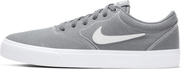 Buty do skateboardingu Nike SB Charge Canvas - Szary