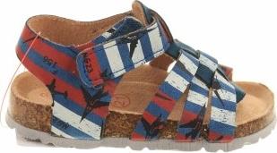 Buty dziecięce letnie Balducci dla chłopców na rzepy