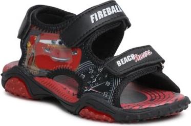 Buty dziecięce letnie CARS dla chłopców na rzepy