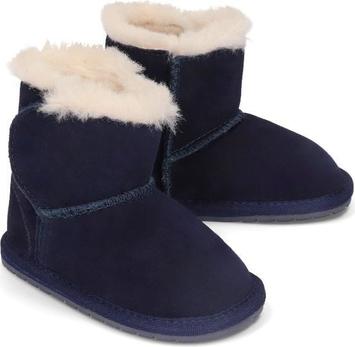 Buty dziecięce zimowe Emu Australia na rzepy