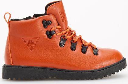 Buty dziecięce zimowe Reserved sznurowane