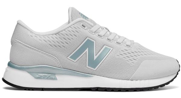Buty New Balance w sportowym stylu sznurowane z płaską podeszwą