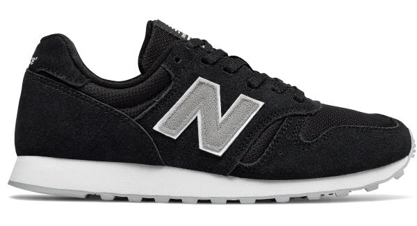 Buty New Balance w sportowym stylu z płaską podeszwą sznurowane